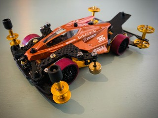 NEO-VQS MA-chassis
